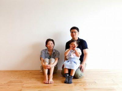 30代3人家族のリノベーション