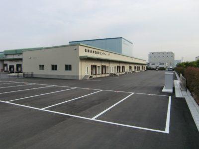 福岡食肉市場新築工事